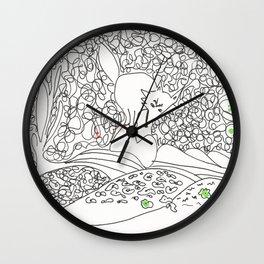 Lobito Wall Clock