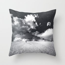 the dream within Throw Pillow