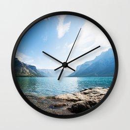 Soak Up The Sun Wall Clock