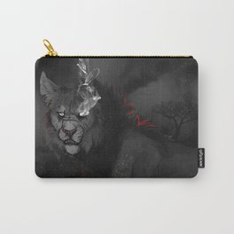 Ill Burn before you Bury Me Carry-All Pouch