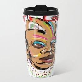 Mardi Gras - Fat Tuesday Travel Mug