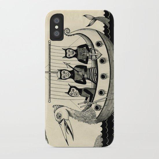 The Harpooners  iPhone Case