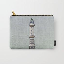 Lighthouse Warnemünde Rostock Carry-All Pouch