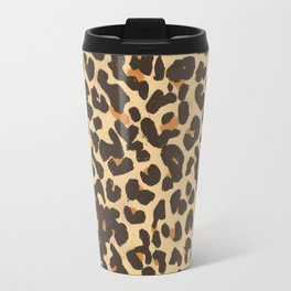 Just Leopard Travel Mug