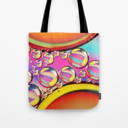 H20 & Oil IV Tote Bag
