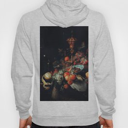 Fruits by Abraham Mignon (1660 - 1679) Hoody