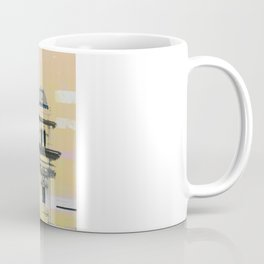 Exhibition Building Coffee Mug