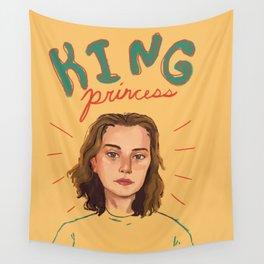 King Princess Wall Tapestry