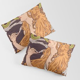 JOB rolling papers Pillow Sham