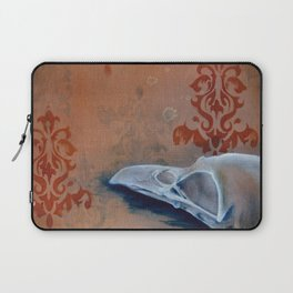 Oil Paint Study - Magpie Pattern Laptop Sleeve