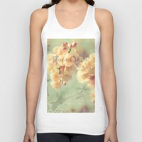 postcard Tank Tops featuring Postcard by AlejandraClick