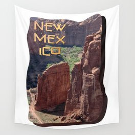 Canyon de Chelly, New Mexio Wall Tapestry