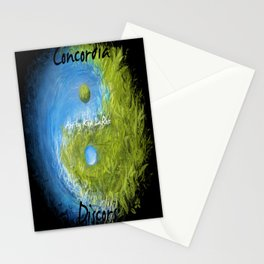 Concordia Discors II Stationery Cards