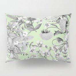 FLORAL GARDEN 8 Pillow Sham