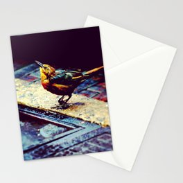 Club Foot Joan The Gracklette Stationery Cards