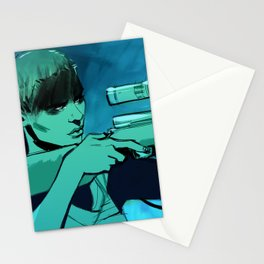 Don't Breathe Stationery Cards