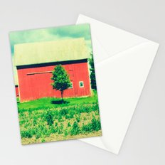 Nicholson barn (2)  Stationery Cards