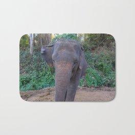 The Asian Elephant Bath Mat
