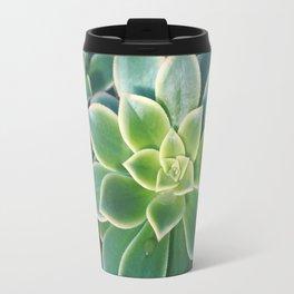 Succulent Plants - Nature Photography Travel Mug