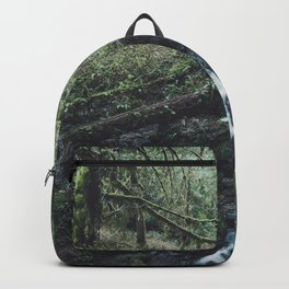 California Redwood Rainforest - Nature Photography Backpack