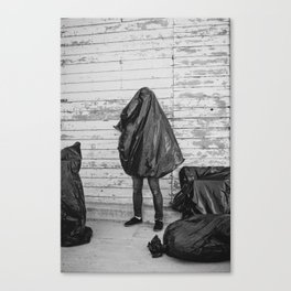 Alienated Canvas Print