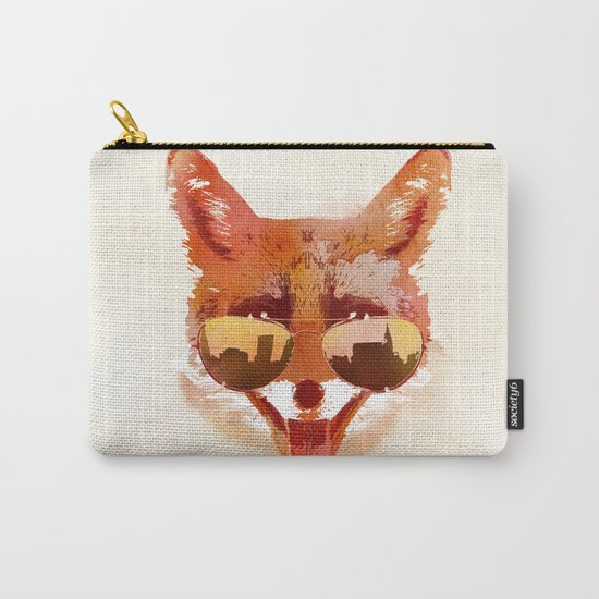 Big Town Fox Carry-All Pouch