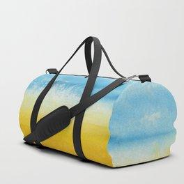 Waves and memories Duffle Bag