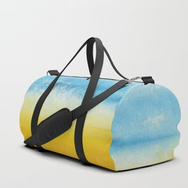 Waves and memories Duffle Bag