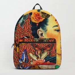 Butterflies frida Backpack