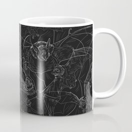 Bat Attack Coffee Mug