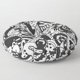 CARAPHERNELIA Floor Pillow