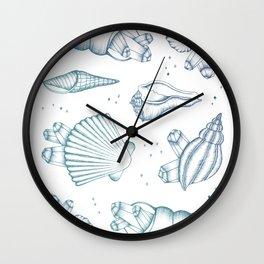 Ocean Gems Wall Clock