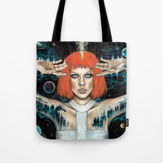 Leeloo Dallas Tote Bag
