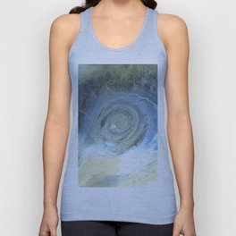 space stone agate Unisex Tank Top