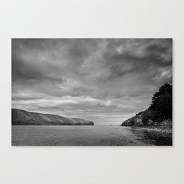 Port Levy Harbour Heads Canvas Print