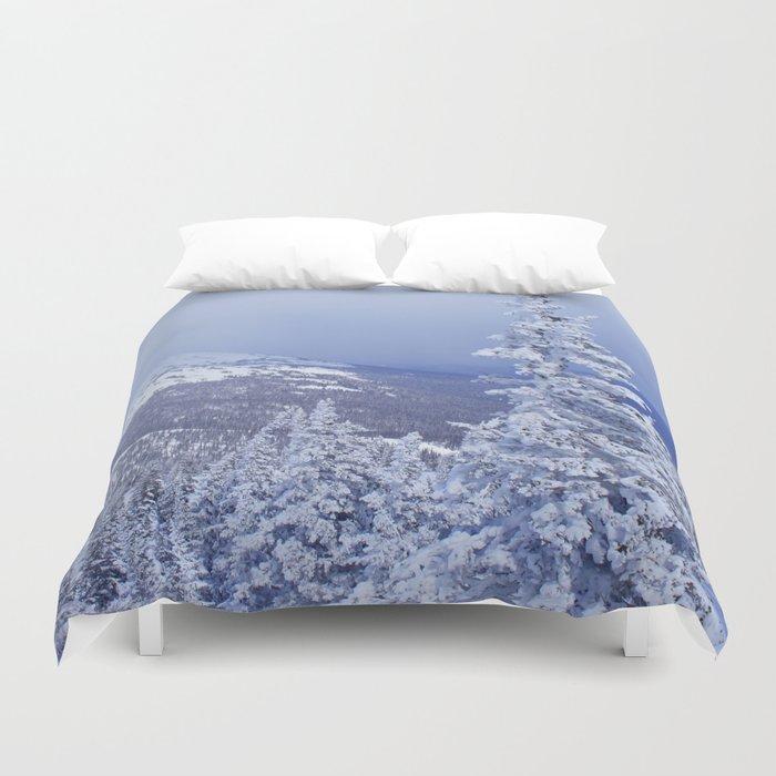 Winter day 27 Duvet Cover
