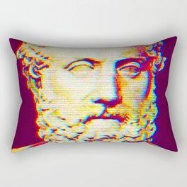 Aeschylus Rectangular Pillow