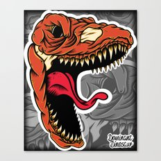 Dominate Canvas Print