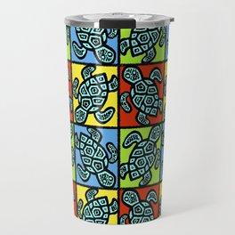 Pop Turtles Travel Mug