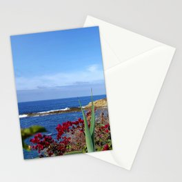 OCEAN VIEW Stationery Cards