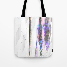 ALTERED PIXL STATES VIII [YAN] Tote Bag