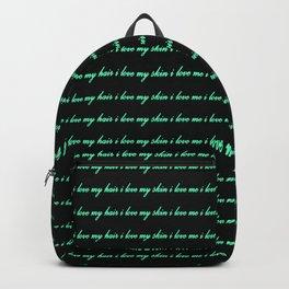 I LOVE ME Backpack