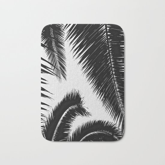BW Palms Bath Mat