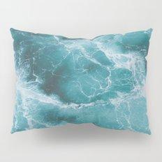 Electric Ocean Pillow Sham