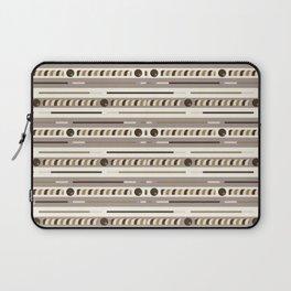 Chocolate Cookie Sticks Horizontal Laptop Sleeve