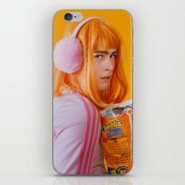 graeme as me iPhone Skin