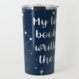 LEO: Written in the Stars Travel Mug