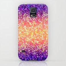 Glitter Graphic Background G106 Galaxy S5 Slim Case