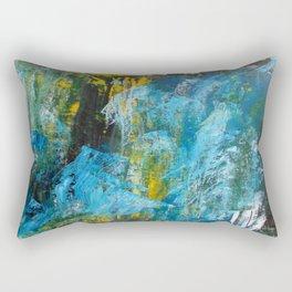 """""""550"""" Abstract Acrylic Rectangular Pillow"""