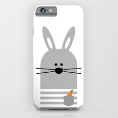 BUNNY WITH A CARROT Slim Case iPhone 6s
